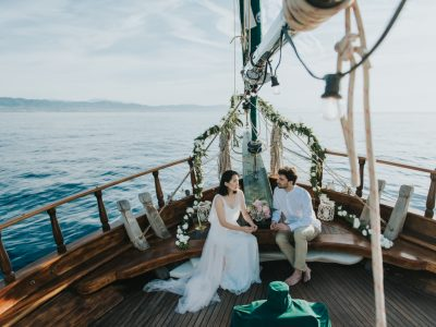 Boda Elopement Barcelona - Boda en el mar - Into The Sea