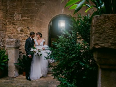 Boda en Castell de Tous, con Lidia's Events, Barcelona